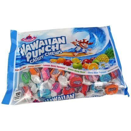 Hawaiian Punch® Salt Water Taffy Candy - 48 Count